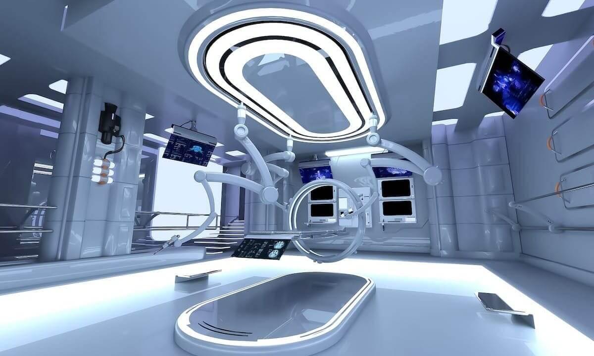 Plastische Chirurgie - OP-Saal